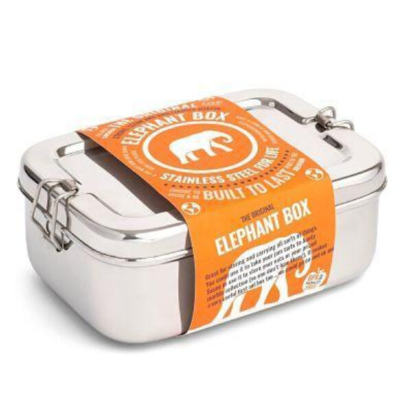 Elephant Lunch Box