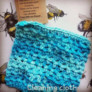 Handmade Cleaning Cloth