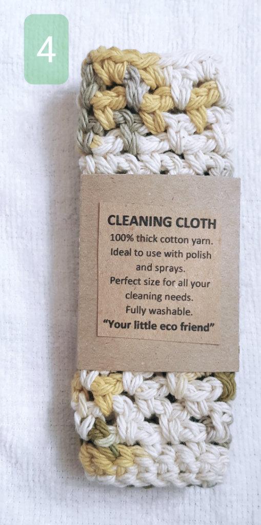 Handmade Cleaning Cloth