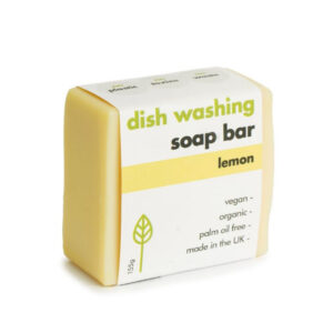 Lemon Dish Washing Soap Bar