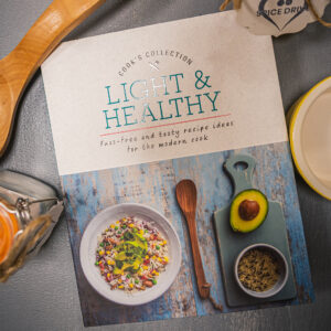 Light & Healthy Book