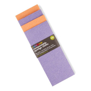 Rainbow Compostable Cleaning Cloths