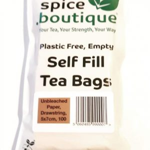 SELF FILL TEA BAGS Pack