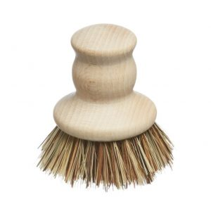 Wooden Pot Brush